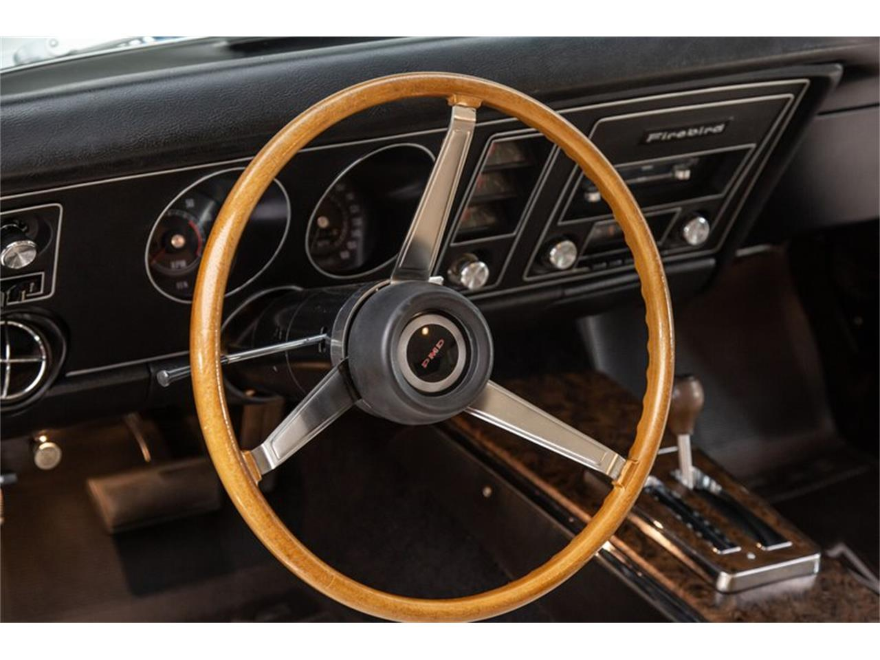 Large Picture of '69 Pontiac Firebird Trans Am located in Cedar Rapids Iowa Offered by Duffy's Classic Cars - QZ74
