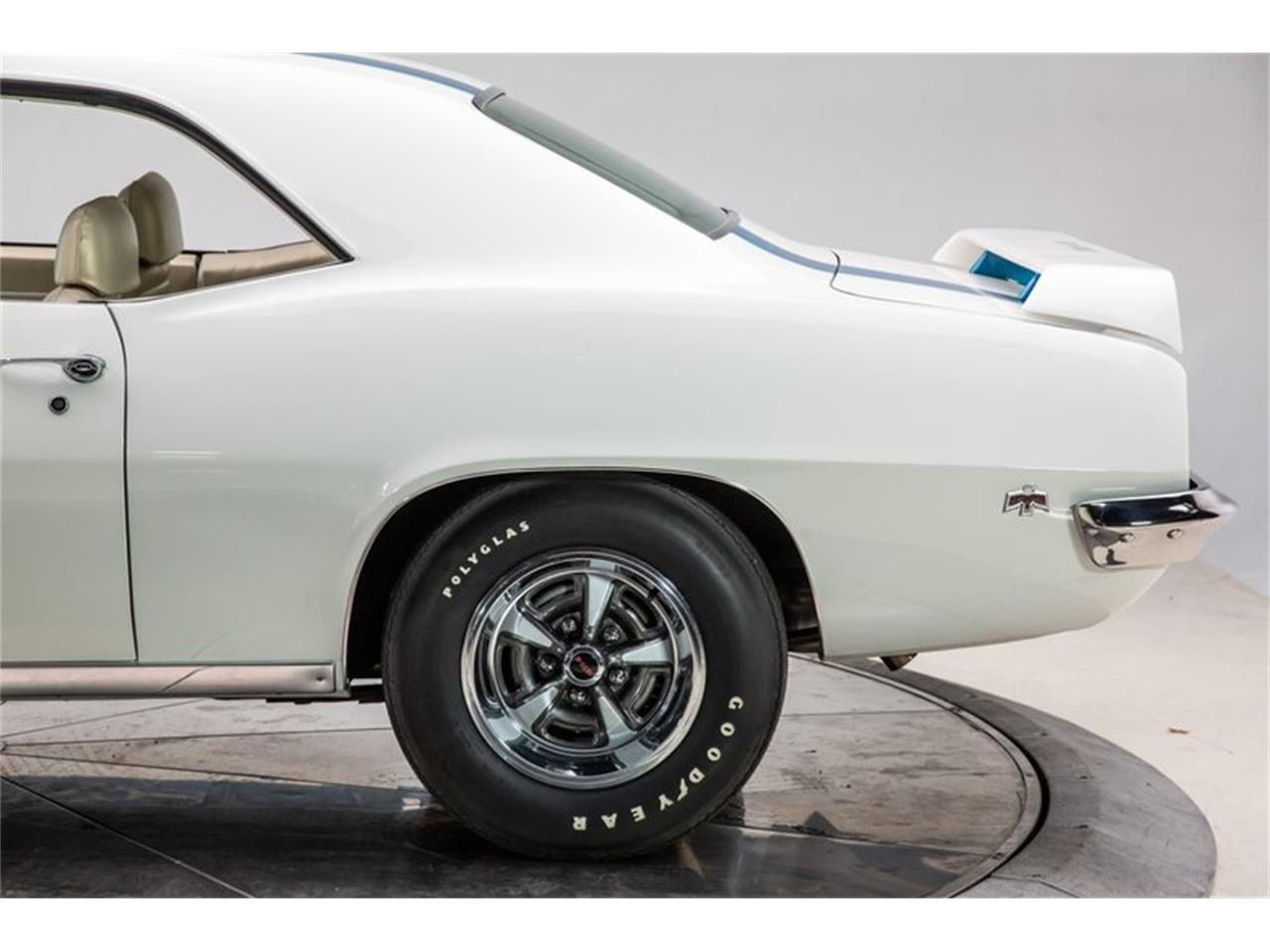 Large Picture of Classic 1969 Firebird Trans Am located in Cedar Rapids Iowa Offered by Duffy's Classic Cars - QZ74