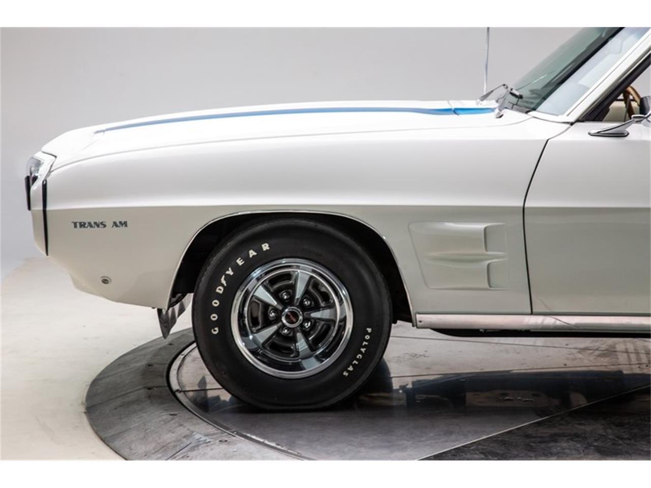 Large Picture of '69 Pontiac Firebird Trans Am - QZ74