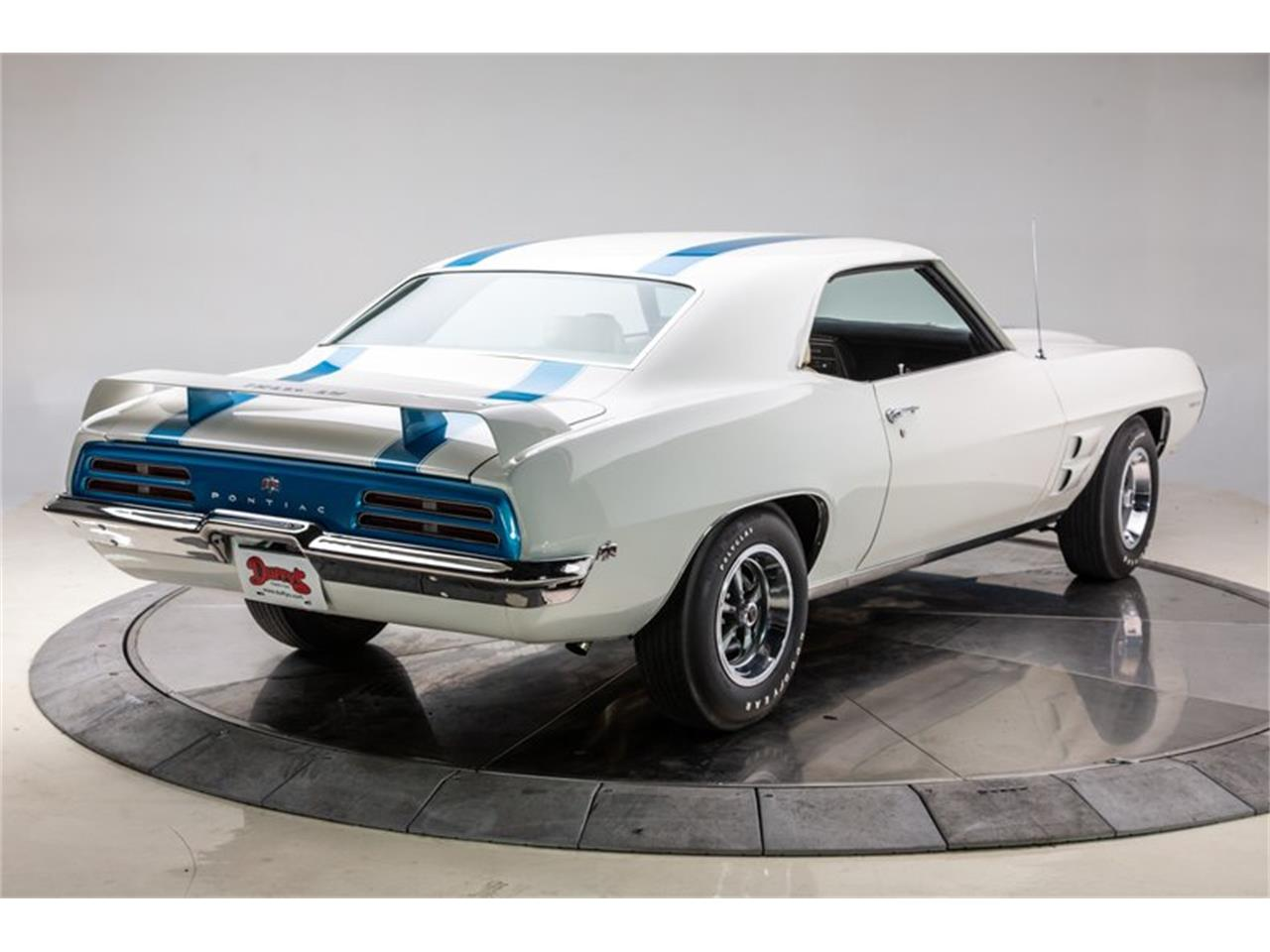 Large Picture of Classic '69 Pontiac Firebird Trans Am located in Cedar Rapids Iowa Offered by Duffy's Classic Cars - QZ74