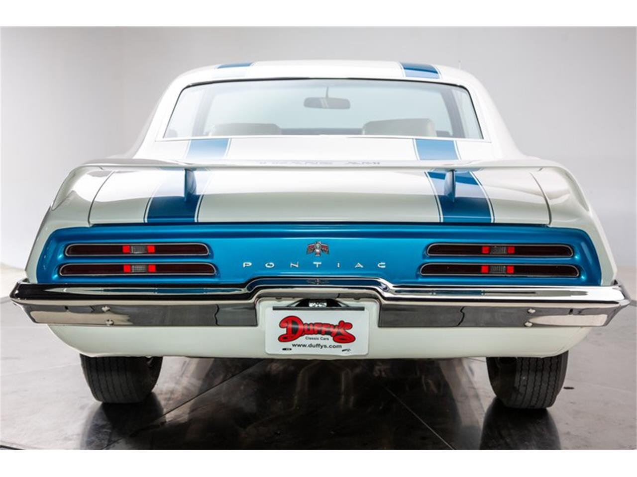 Large Picture of Classic '69 Pontiac Firebird Trans Am located in Iowa - QZ74