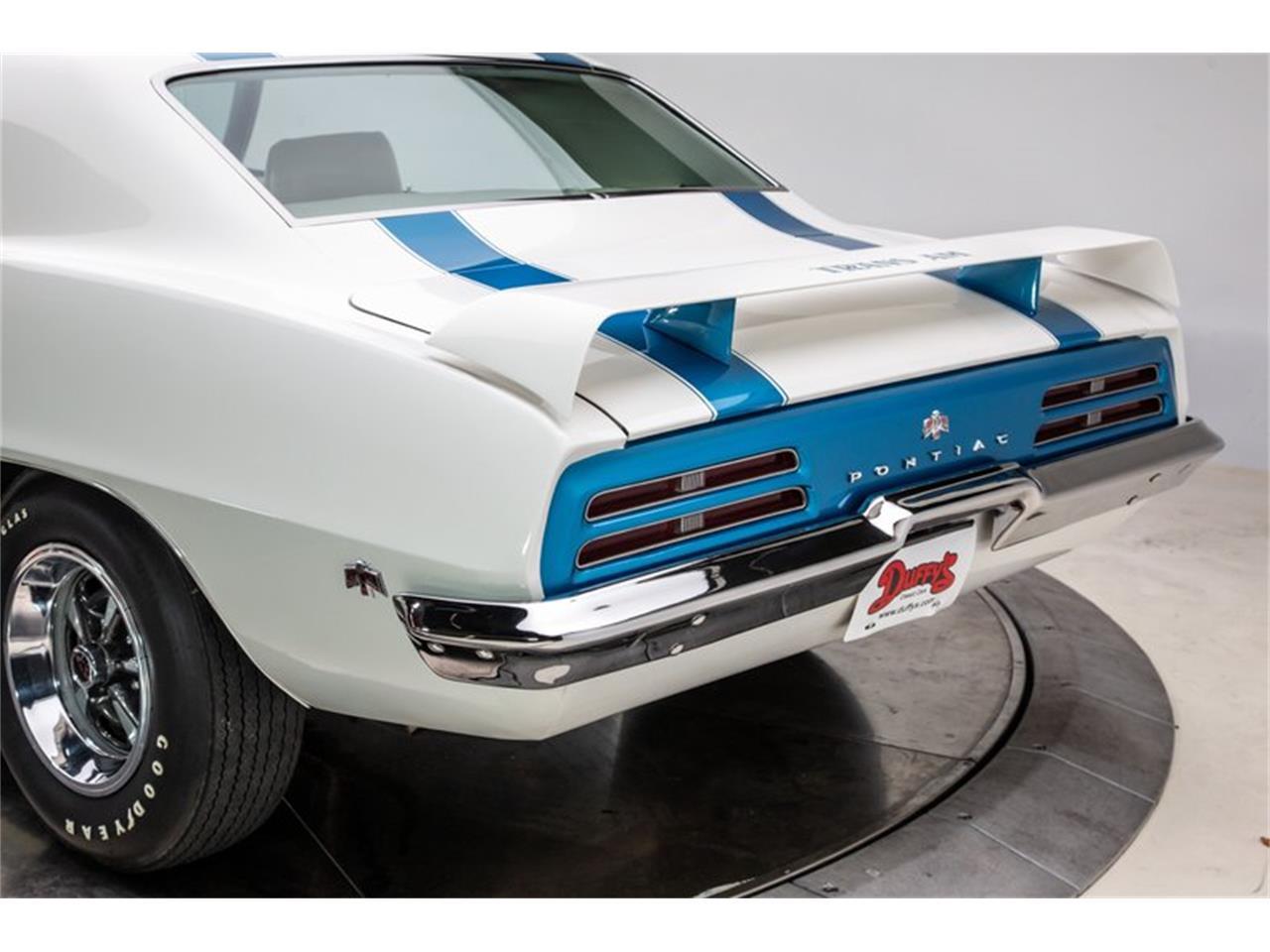 Large Picture of Classic 1969 Pontiac Firebird Trans Am - QZ74