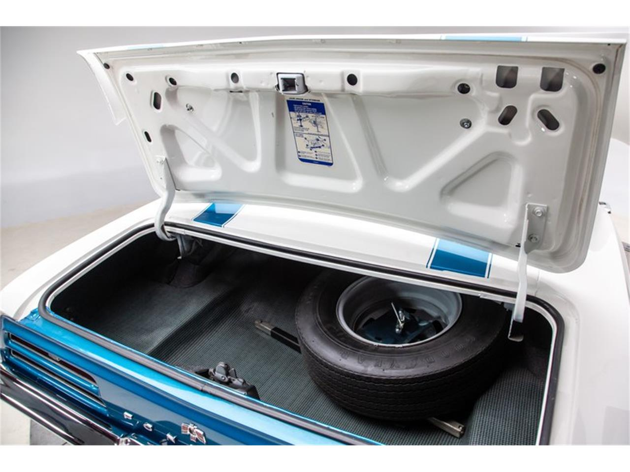 Large Picture of '69 Pontiac Firebird Trans Am - $99,950.00 Offered by Duffy's Classic Cars - QZ74