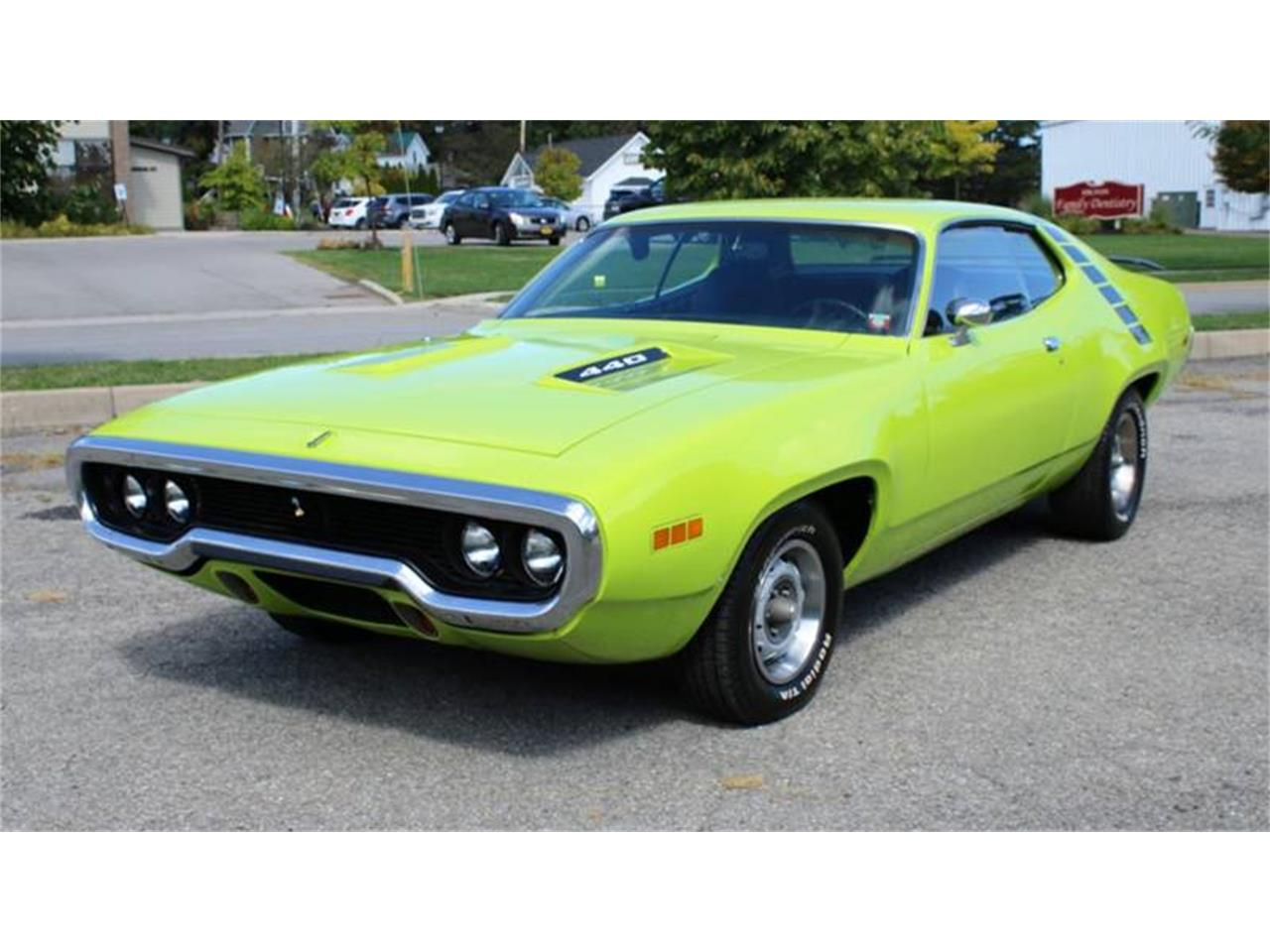 Large Picture of '71 Road Runner - $29,995.00 Offered by Great Lakes Classic Cars - QZ75