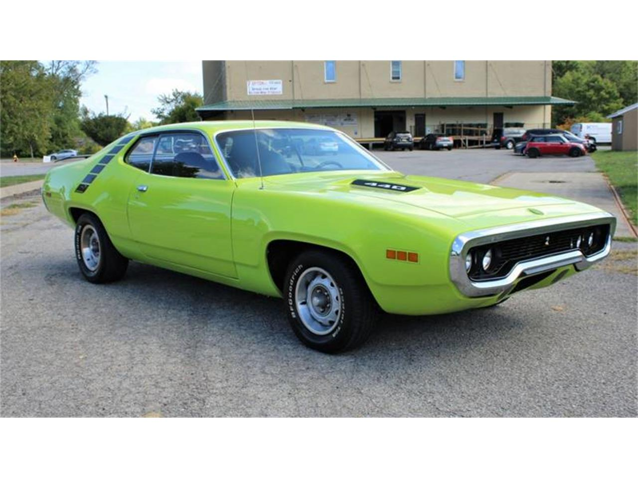 Large Picture of Classic '71 Road Runner located in Hilton New York - $29,995.00 - QZ75