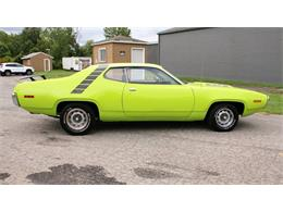 Picture of Classic 1971 Road Runner located in Hilton New York Offered by Great Lakes Classic Cars - QZ75