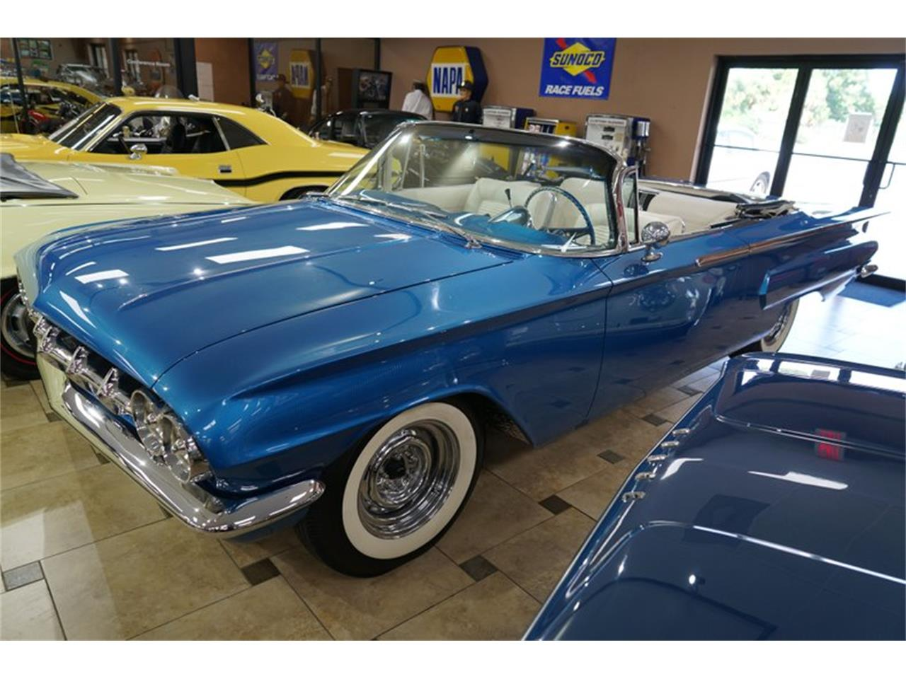 Large Picture of '60 Impala located in Venice Florida Auction Vehicle - QZ76