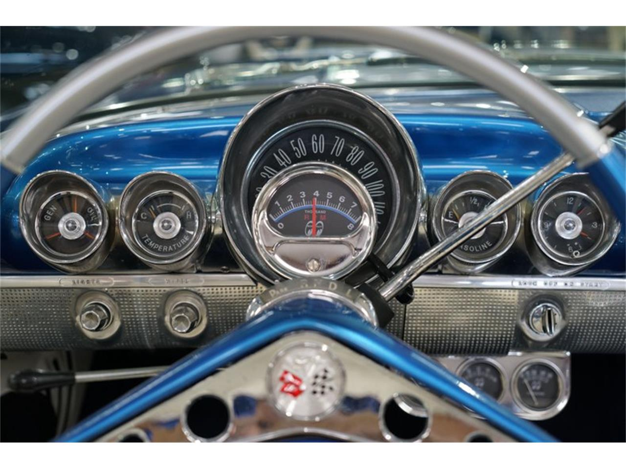 Large Picture of 1960 Chevrolet Impala located in Venice Florida - QZ76