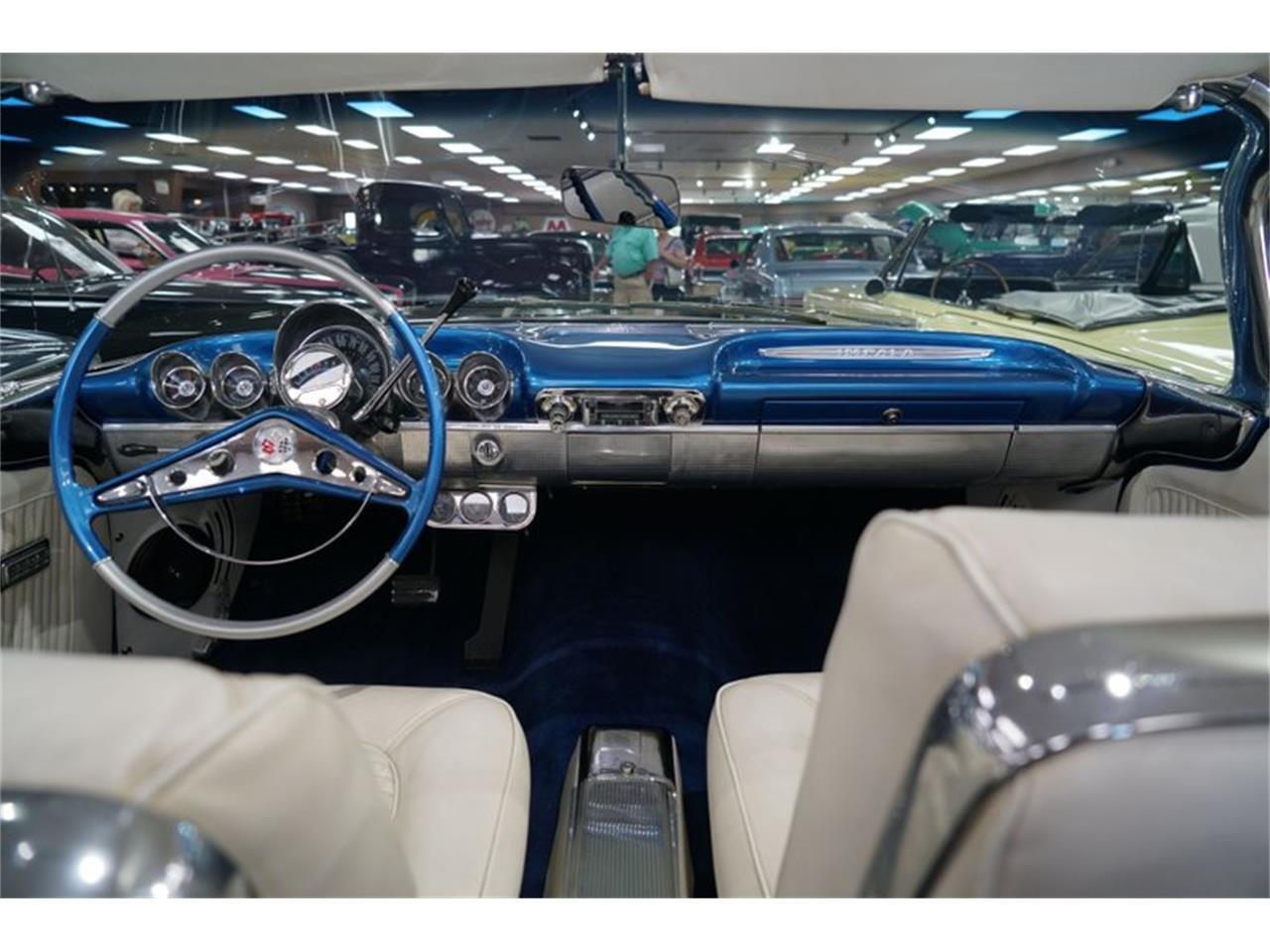 Large Picture of 1960 Chevrolet Impala located in Florida Offered by Ideal Classic Cars - QZ76