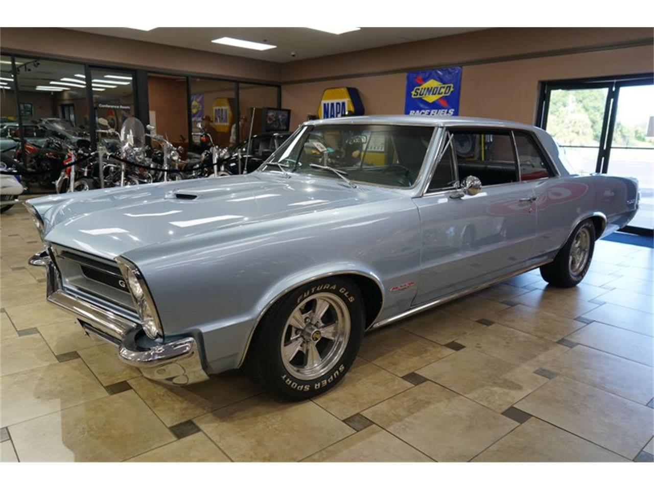Large Picture of 1965 Pontiac GTO located in Venice Florida Auction Vehicle - QZ7D