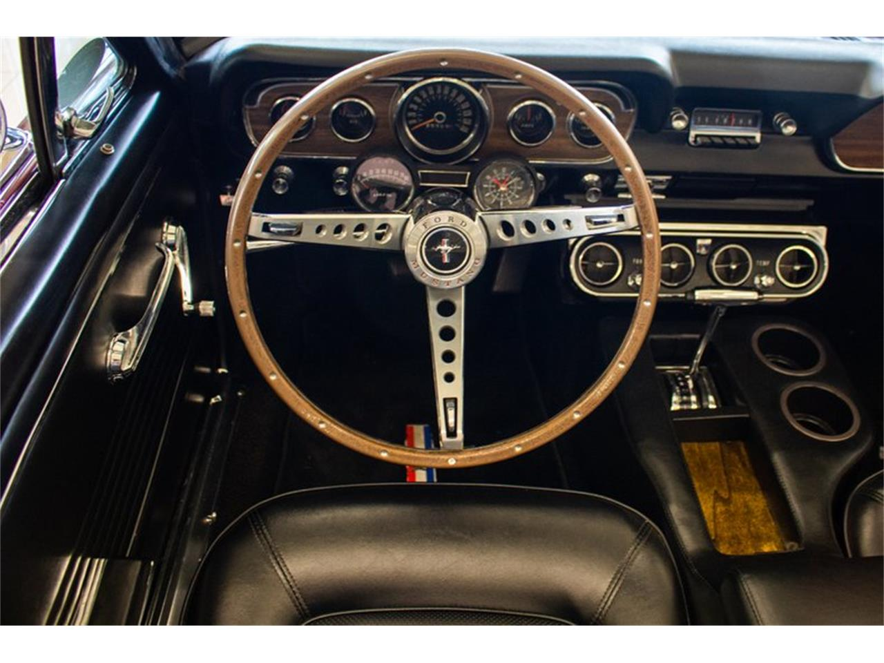 Large Picture of '66 Mustang GT - QZ7U