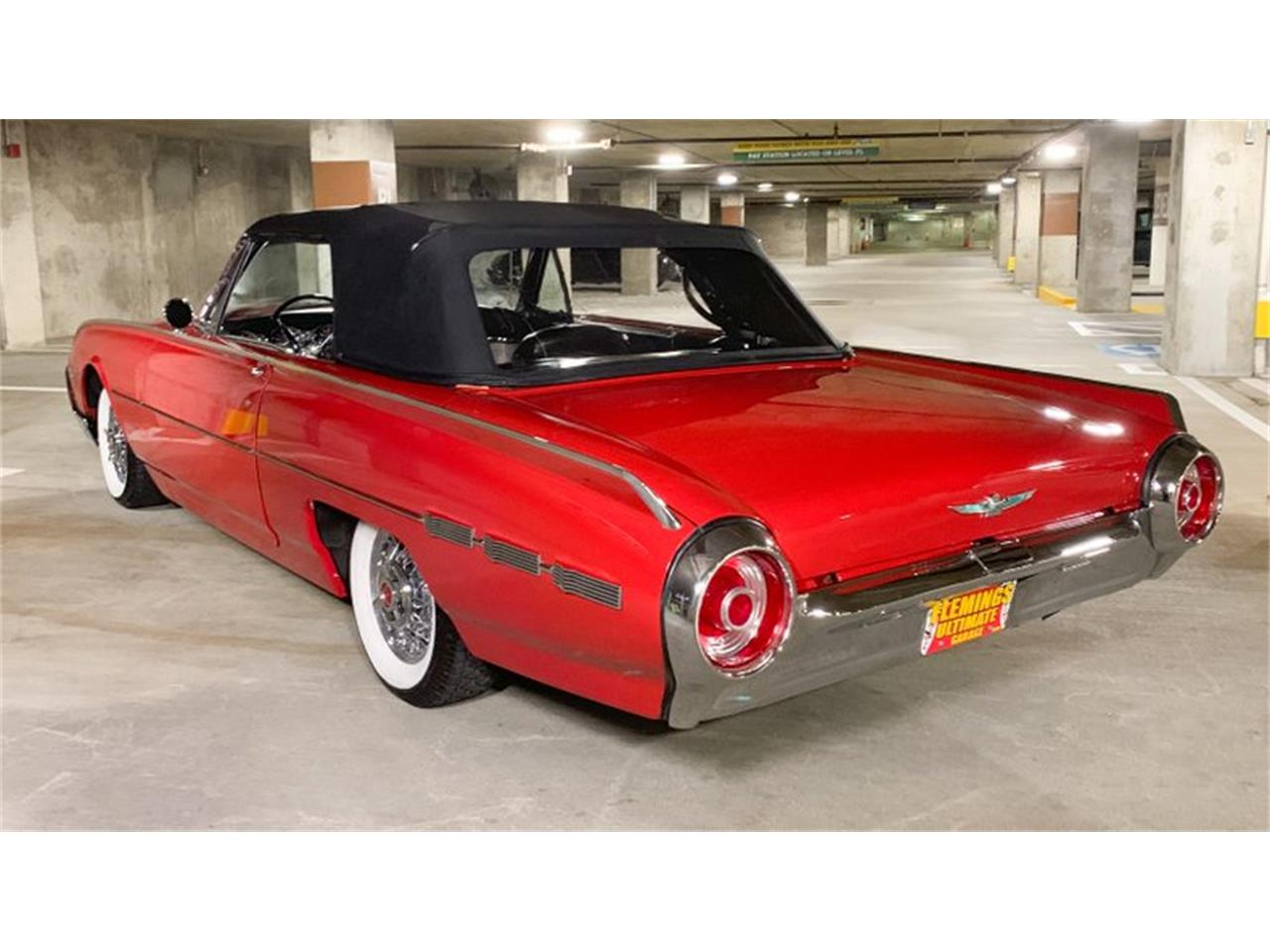 Large Picture of '62 Thunderbird - QZ89