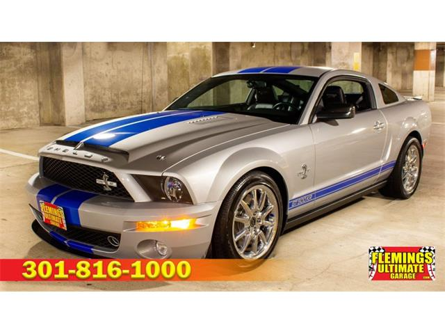 Picture of '08 GT500 - QZ8Q