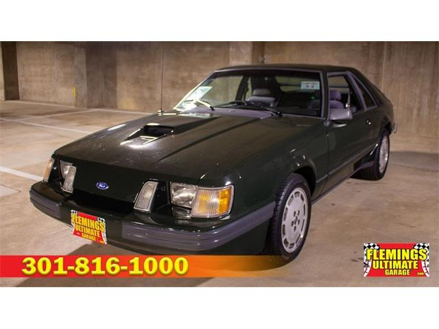 Picture of '85 Mustang - QZ8S