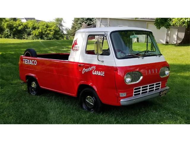 Classic Ford Econoline for Sale on ClassicCars com on