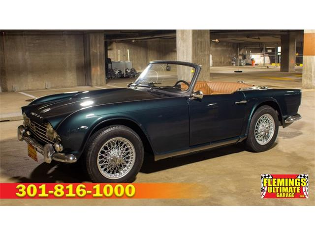 Picture of '64 TR4 - QZ9T