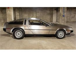 Picture of 1981 DeLorean DMC-12 located in Maryland - $49,990.00 Offered by Flemings Ultimate Garage - QZ9U
