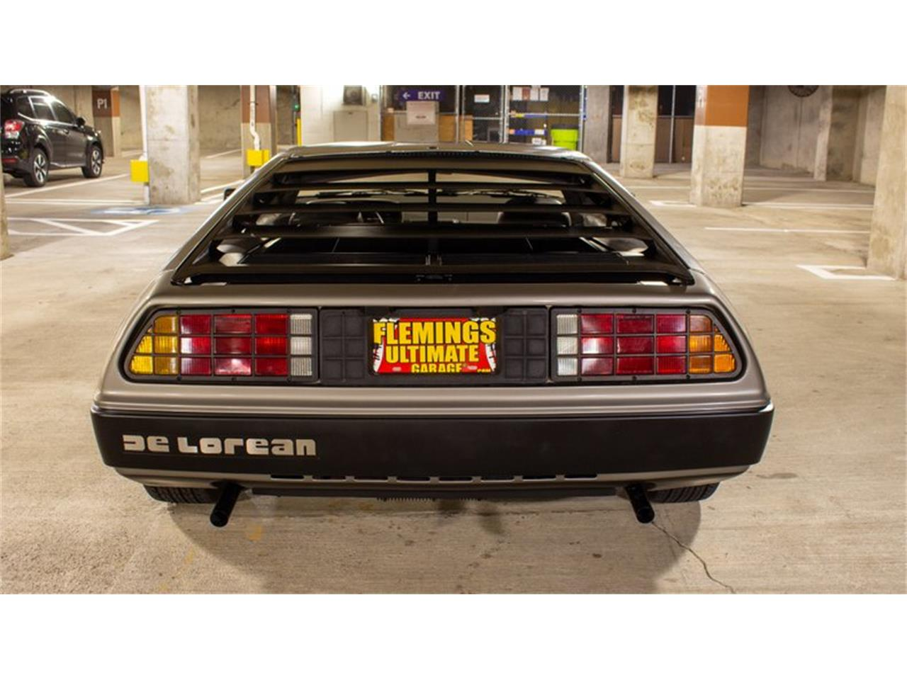 Large Picture of 1981 DeLorean DMC-12 - $49,990.00 Offered by Flemings Ultimate Garage - QZ9U