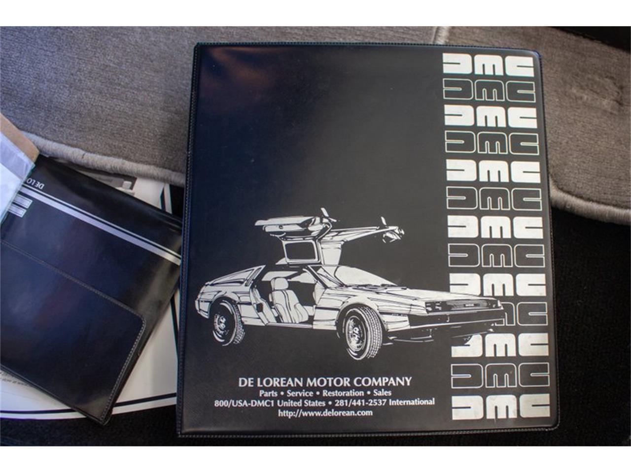 Large Picture of 1981 DMC-12 - $49,990.00 - QZ9U
