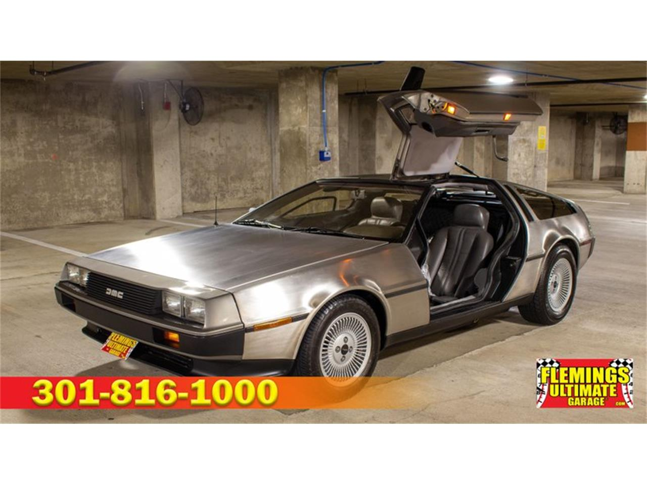 Large Picture of '81 DMC-12 Offered by Flemings Ultimate Garage - QZ9U