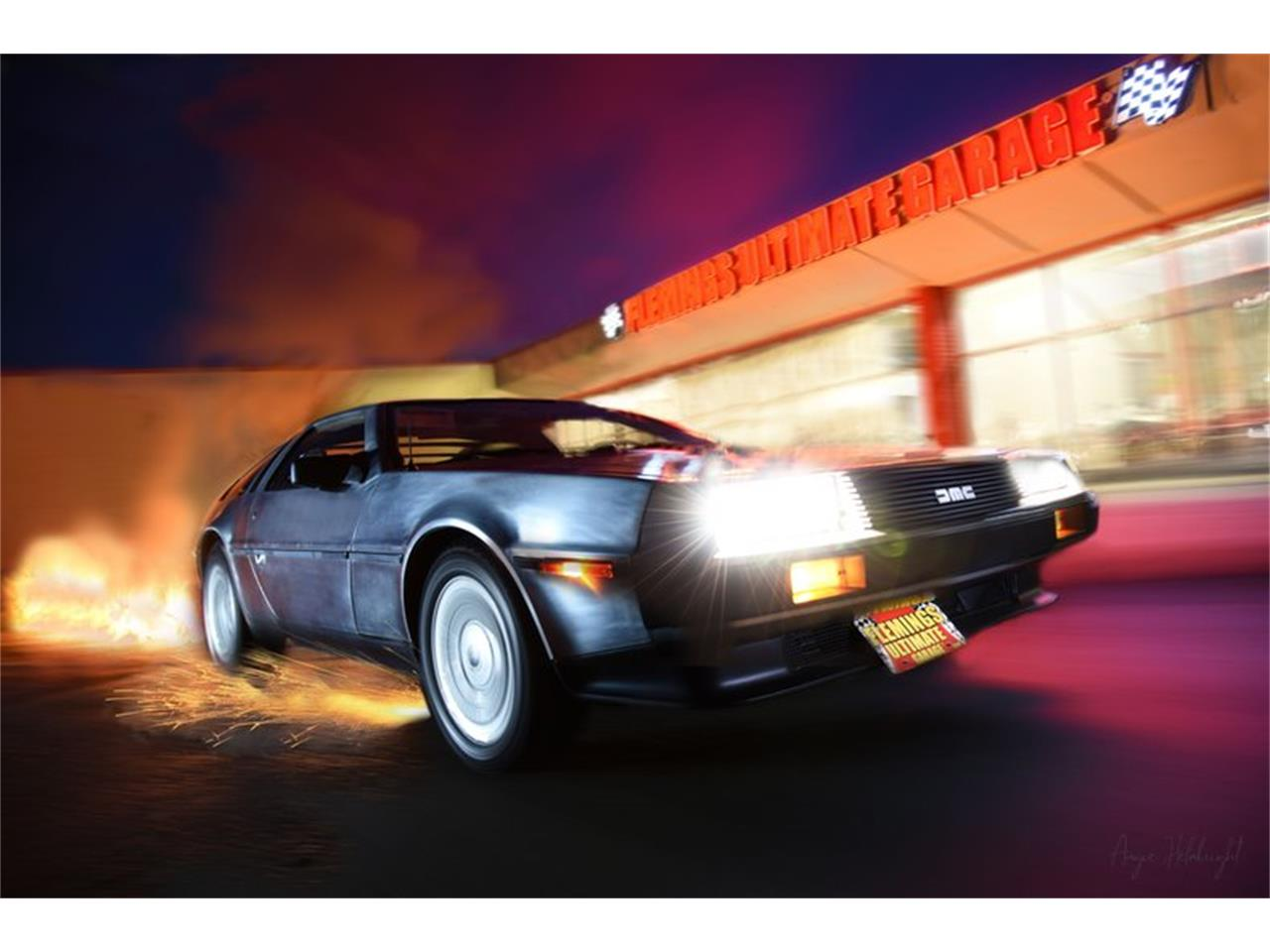 Large Picture of '81 DeLorean DMC-12 located in Rockville Maryland - $49,990.00 - QZ9U