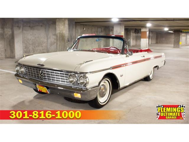 Picture of Classic '62 Ford Galaxie Offered by  - QZA8