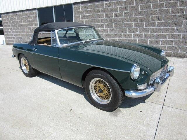 Picture of '64 MGB - QZAA