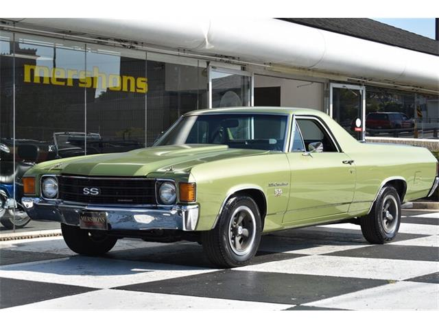 Picture of '72 El Camino SS - QZAL