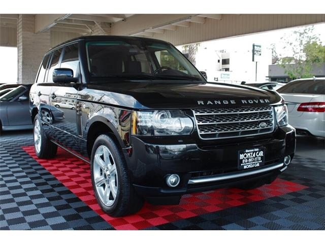 Picture of '12 Range Rover - QZAN