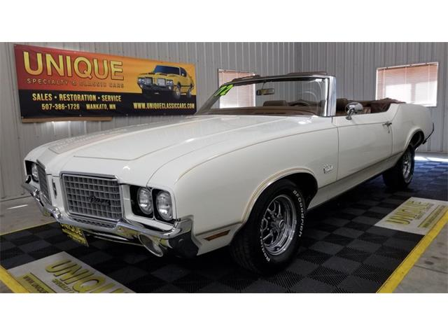 Picture of Classic '72 Cutlass - $29,900.00 Offered by  - QT6R