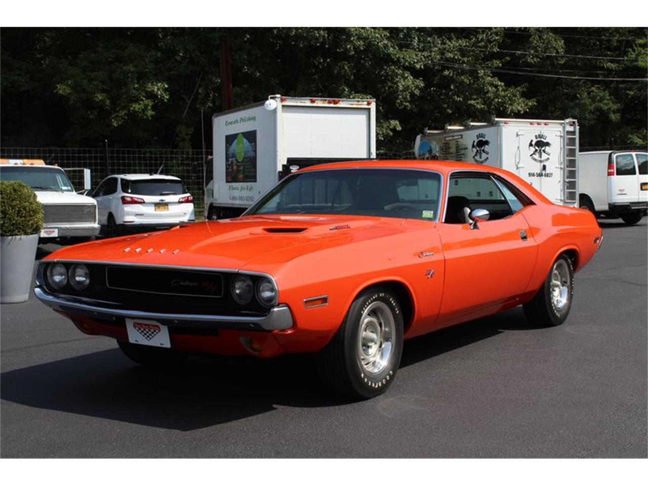 Large Picture of '70 Challenger - QZCA