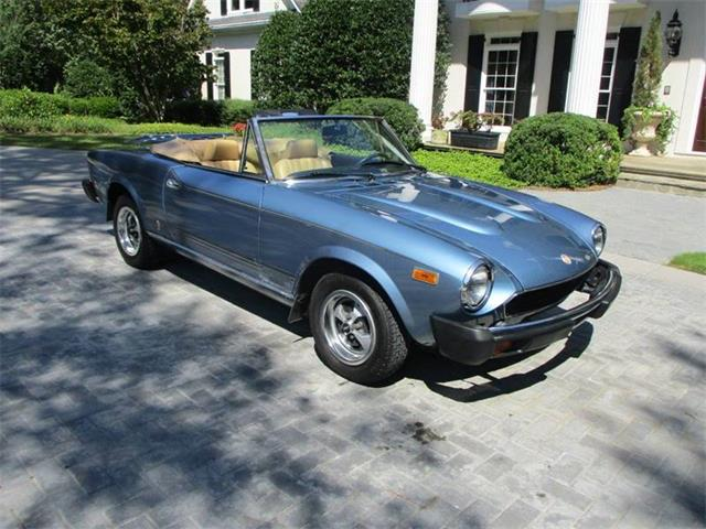 Picture of 1979 Fiat 124 located in Marietta Georgia Offered by  - QZCG