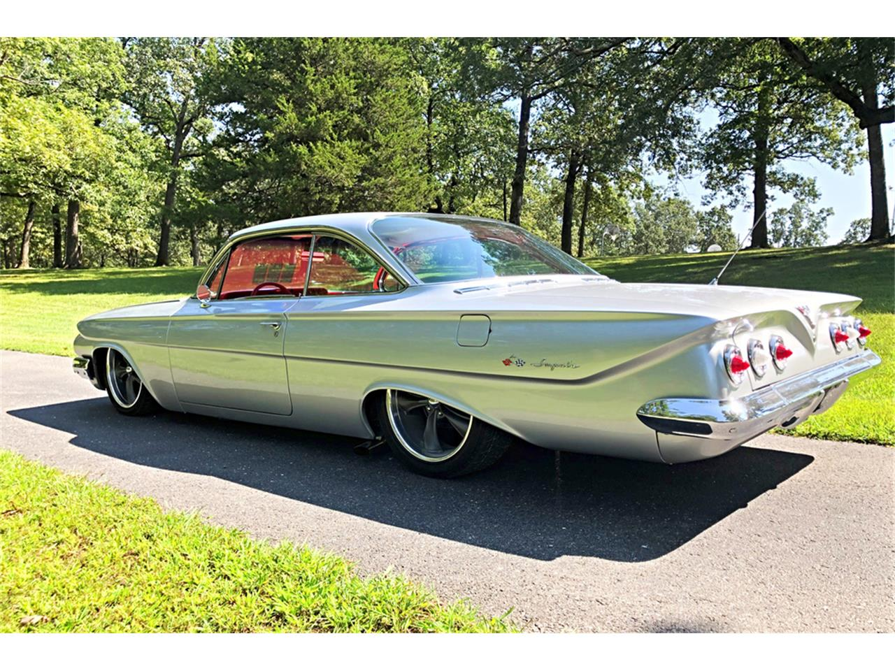 Large Picture of '61 Impala - QZCW