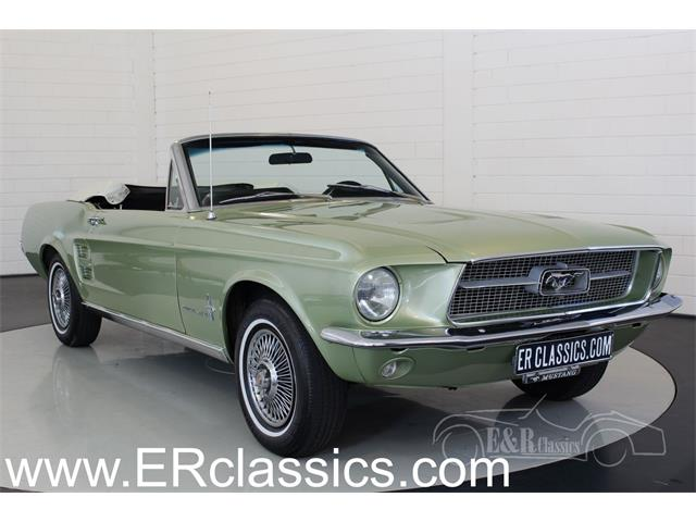 Picture of '67 Mustang - QZD3
