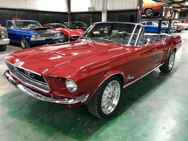 Picture of '68 Mustang - QZD5