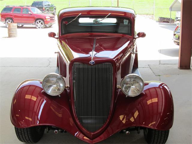 Picture of '34 3-Window Coupe - QZDV