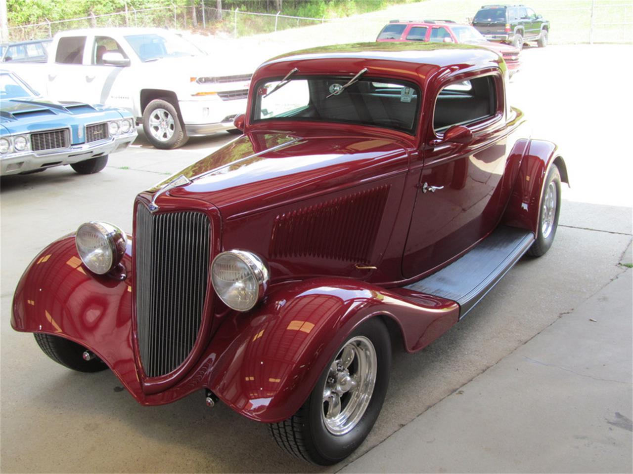 Large Picture of '34 3-Window Coupe - QZDV