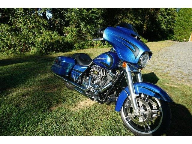 Picture of 2014 Street Glide located in New Jersey - QZE2