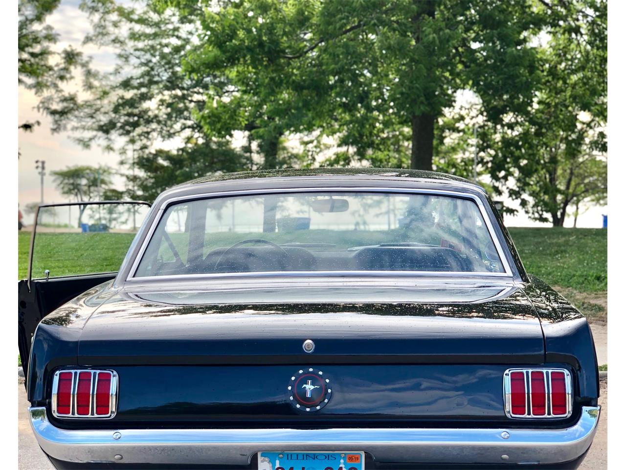Large Picture of '65 Mustang - QZE8