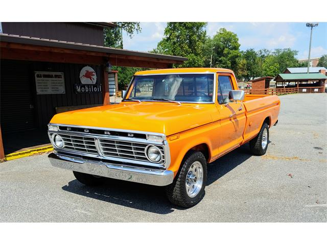 Picture of Classic 1973 Ford F250 Offered by  - QZE9