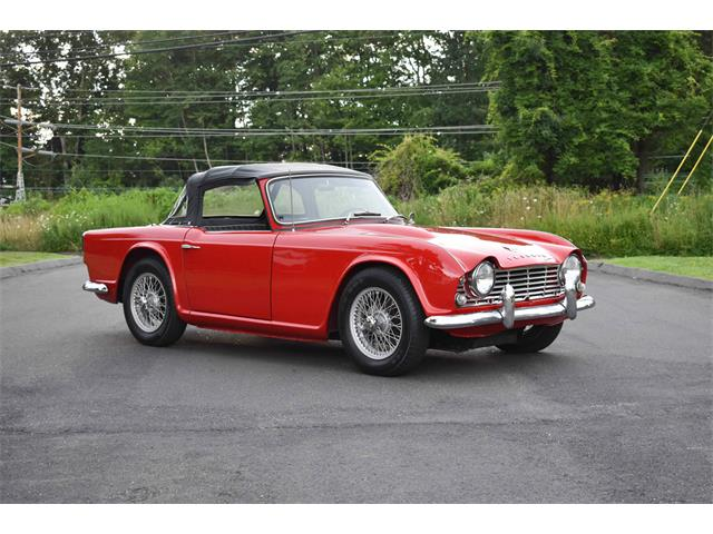Picture of '62 TR4 - QZEE