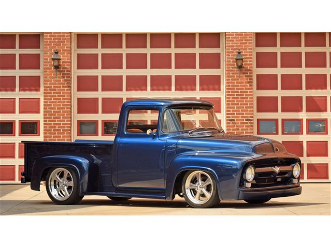 Large Picture of '56 F100 - QZEU