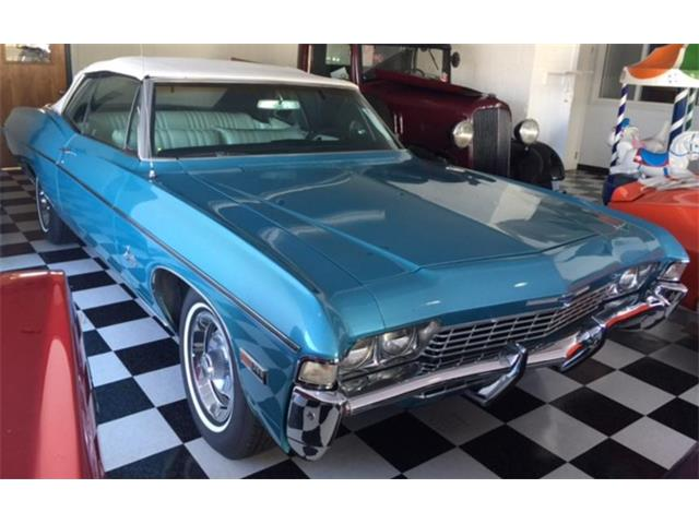 Picture of '68 Impala - QZF6