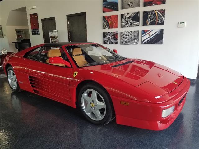 Picture of '90 348 Auction Vehicle - QZFA