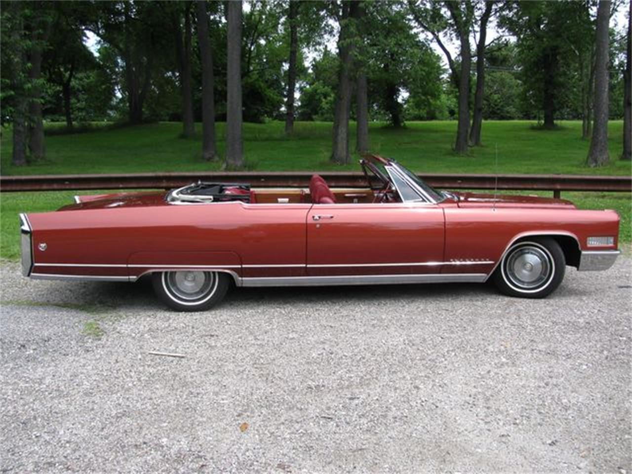 Large Picture of '66 Eldorado - QZG5