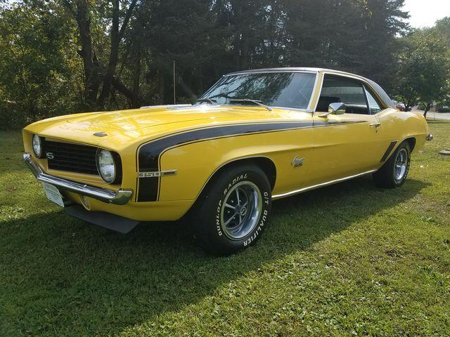 Picture of Classic '69 Camaro SS Offered by  - QZGD