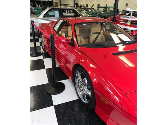 Picture of '89 Testarossa - QZHI