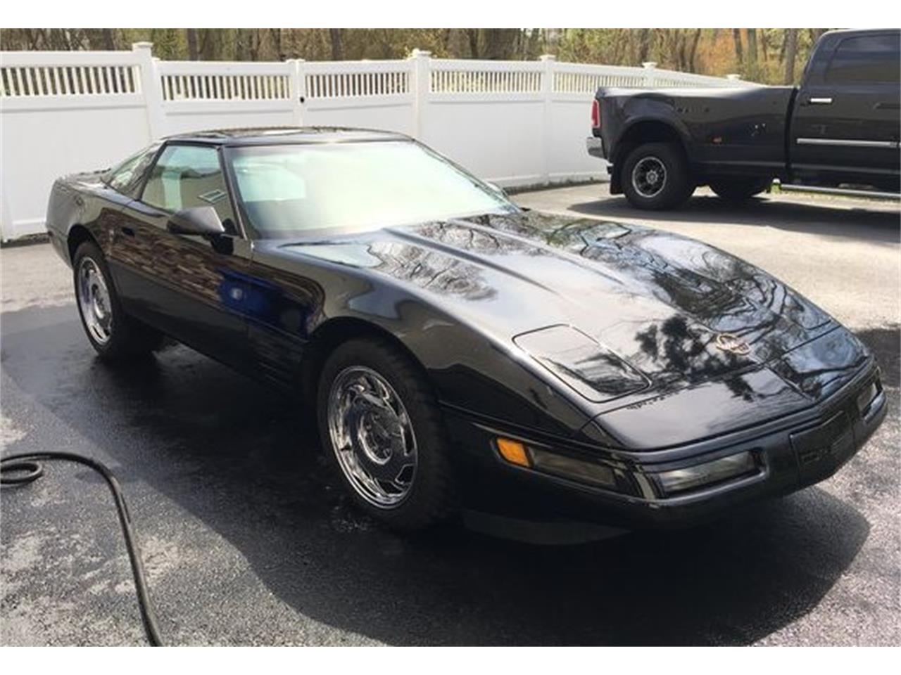 Large Picture of '93 Corvette - QZHQ
