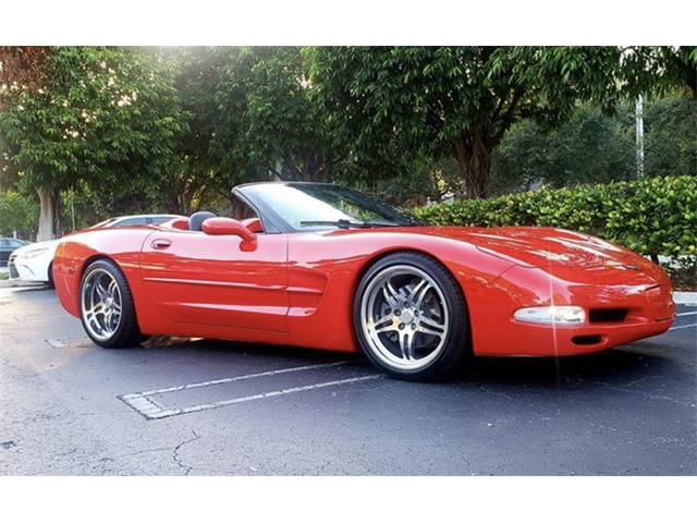 Picture of '99 Corvette - QZIC