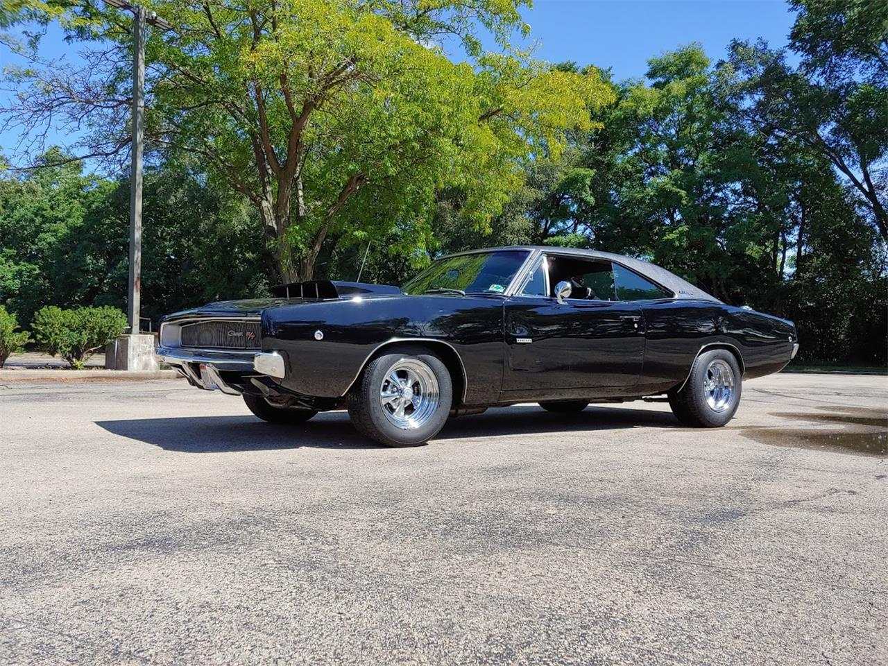 Large Picture of '68 Dodge Charger located in Illinois Offered by Studio Hotrods - QZIW